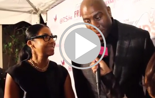 """In The Company Of Friends"" Red Carpet Celebrity Interviews"