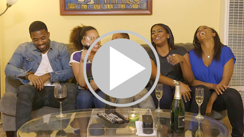 "Vanessa Bell Calloway's ""Cookin' & Hookin' Up"" Web Series [Trailer]"