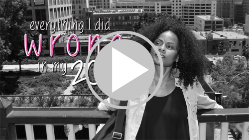 """Vanessa Bell Calloway Directs Episode 16 of the Acclaimed Web Series """"Everything I Did Wrong In My 20's"""" [Watch Episode]"""