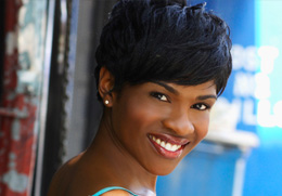 EDWINA FINDLEY (THE YOUNG STARLET)
