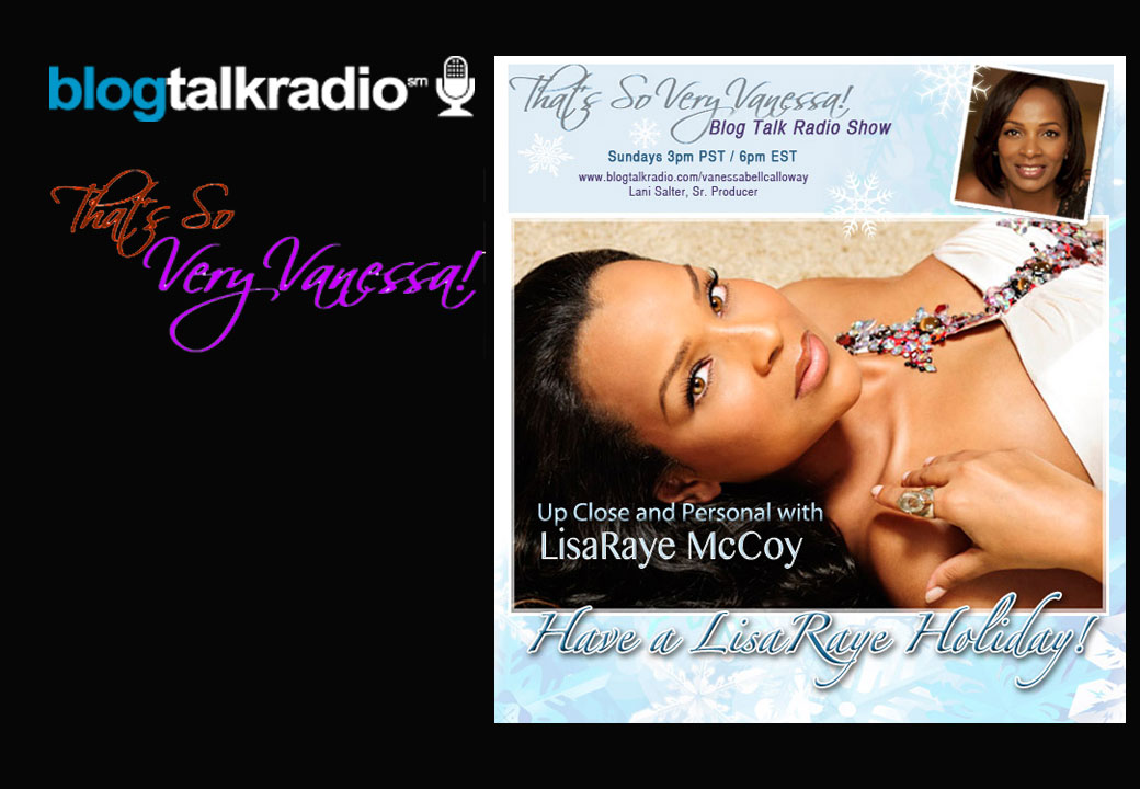 Up Close and Personal with LisaRaye McCoy