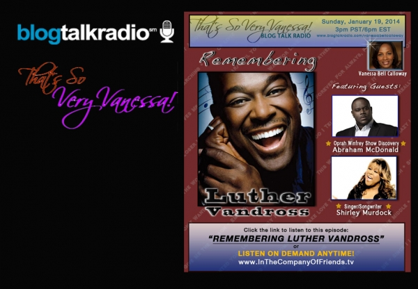 Remembering Luther Vandross