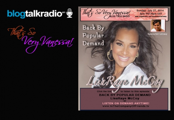 TSVV: Up Close and Personal with LisaRaye McCoy