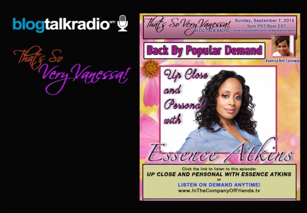 TSVV: Essence Atkins- Back By Popular Demand!