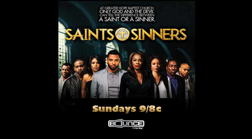 Saints and Sinners: Bounce TV